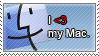 I Love My Mac by Zaper3095