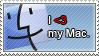 I Love My Mac by Zaper3095