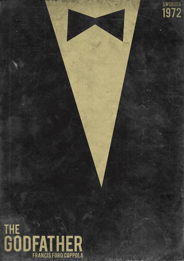 The Godfather - 1972 by Swoboda