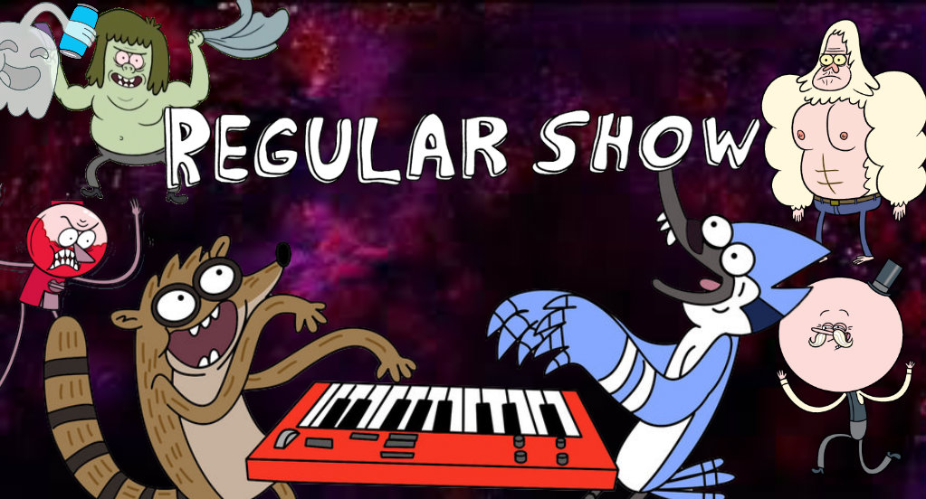Regular Show Wallpaper By Mordecaibluejay2015