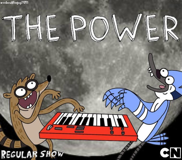 Regular Show: The Power Online