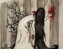 Ghostly by Delnum