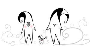 Creatures by Delnum