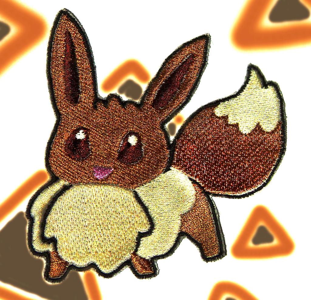 Eevee Patch by Hoozuki