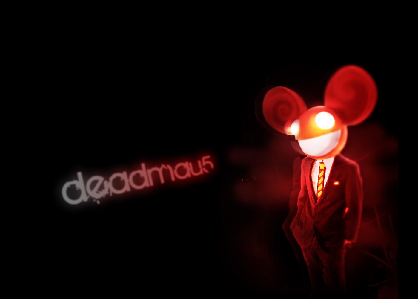 deadmau5 wallpaper by stig5 on deviantart