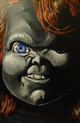 Jul2013.Chucky.02 by SerioKilla