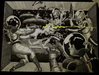 Mars Attacks! by SerioKilla