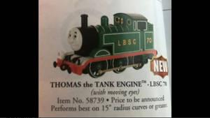 Bachmann lbsc 70 Thomas