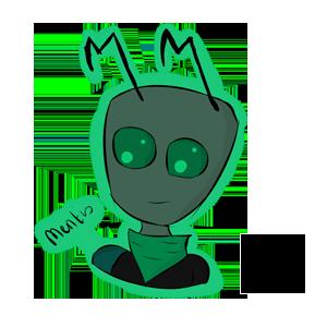 Mentis sticker by HalfInane-HalfMental