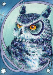 Blue Aceo - OoS