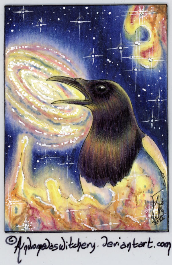 Marveille - 98 ACEO (SOLD)