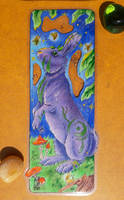 Godot Bookmark by AndromedasWitchery