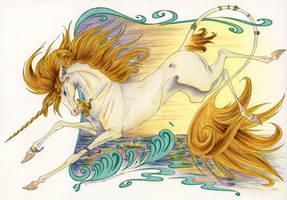 Sea Jump Unicorn