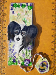 Bookmark Commission Sweet Summer