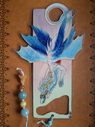 Deathly Bookmark Commission 3/4
