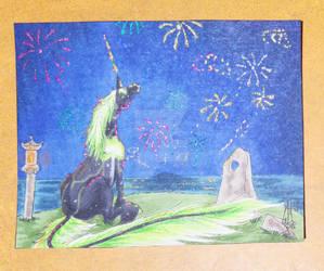 ATC Quirlicorn Junicorn 2021 - 9 Fireworks