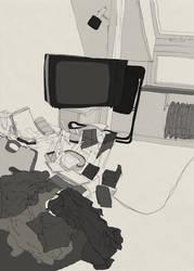 messy by humya