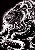 Owed to Lovecraft by brigebane