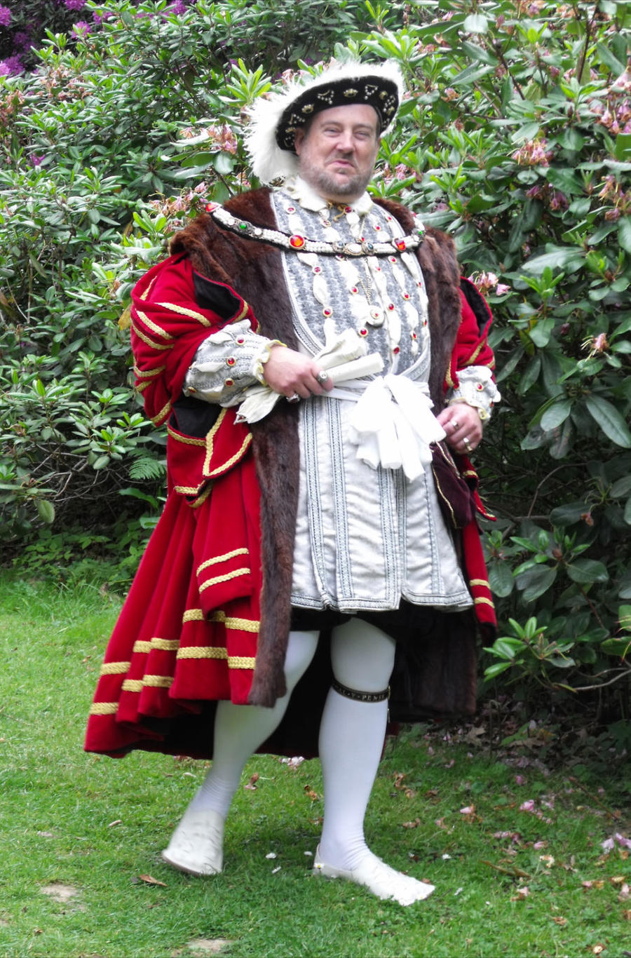 Henry VIII by OtoriReka