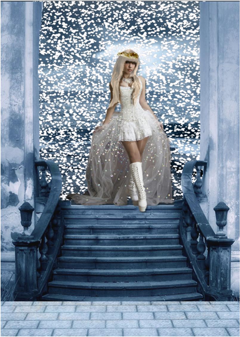 The Snow Queen By OtoriReka On DeviantArt