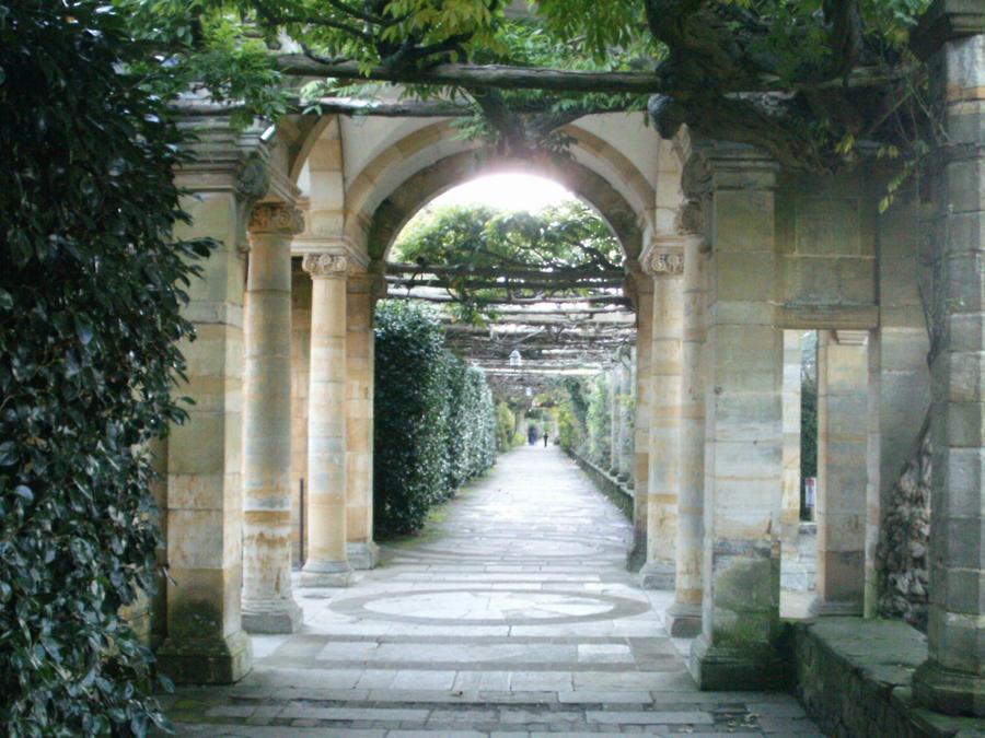 Hever Castle Gardens 11 by OtoriReka