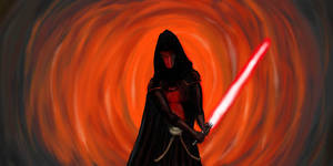 Darth Revan by Haldarn