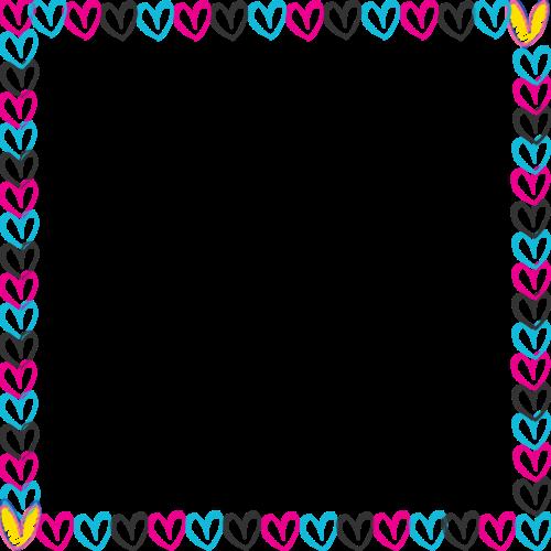 Heart Frame By Farfar100 On DeviantArt