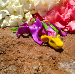 Sleeping Baby Garden Hatchling by Mymonkeysocks