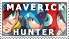 Maverick Hunter - Stamp by SigmaticM