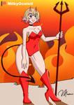 Mami Chan Devil Girl