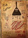 Bill Cipher's Journal Page