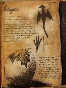 Dragon Egg Page