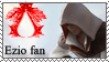 Ezio Auditore Stamp by LuciaAuditore