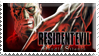 Resident Evil Deadly Silence stamp by LuciaAuditore