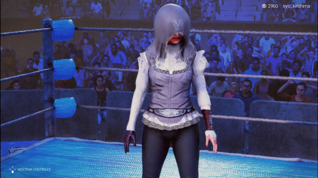 Wwe2k19 Lucia Auditore by LuciaAuditore