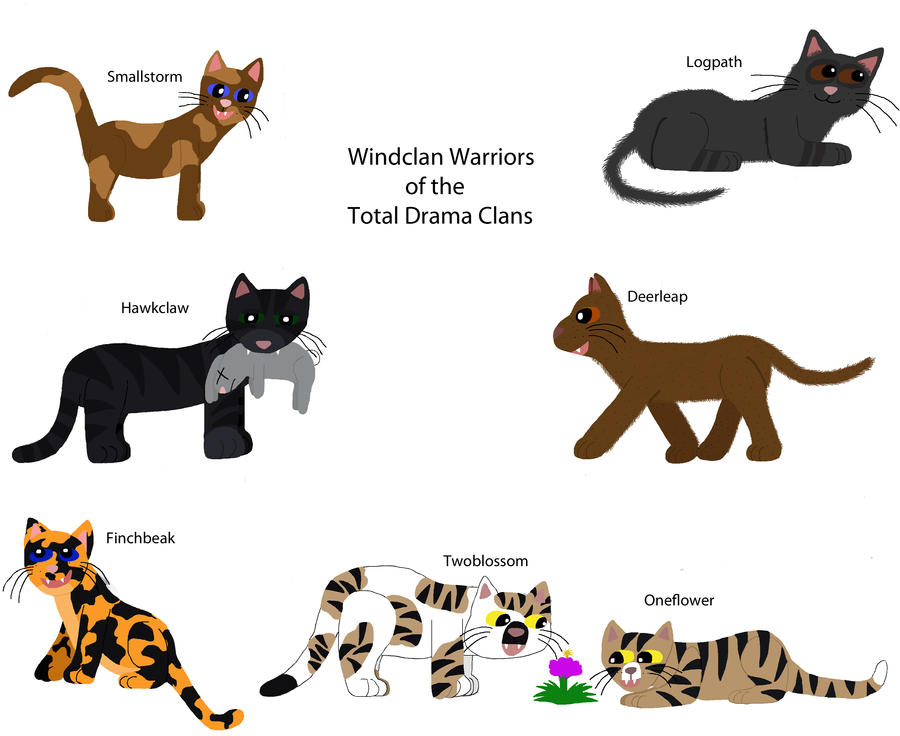Oc Warriors Cat Game