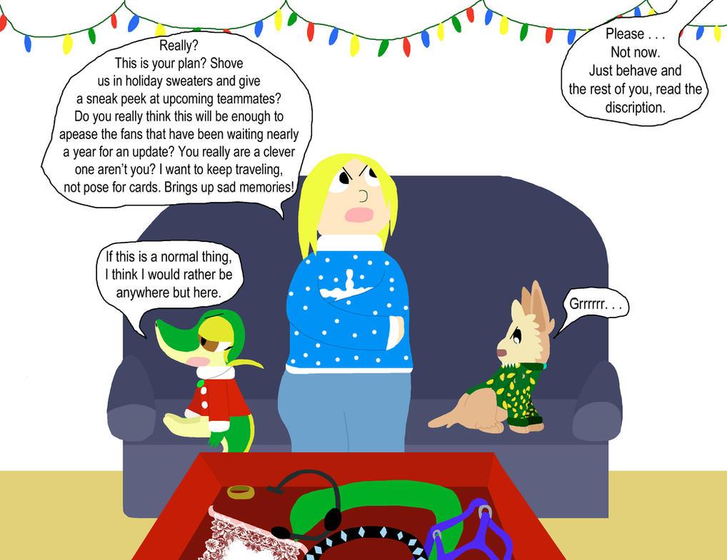 Merry Christmas? (White Nuzlocke) by ktCATSbone