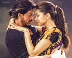 Shahrukh khan love