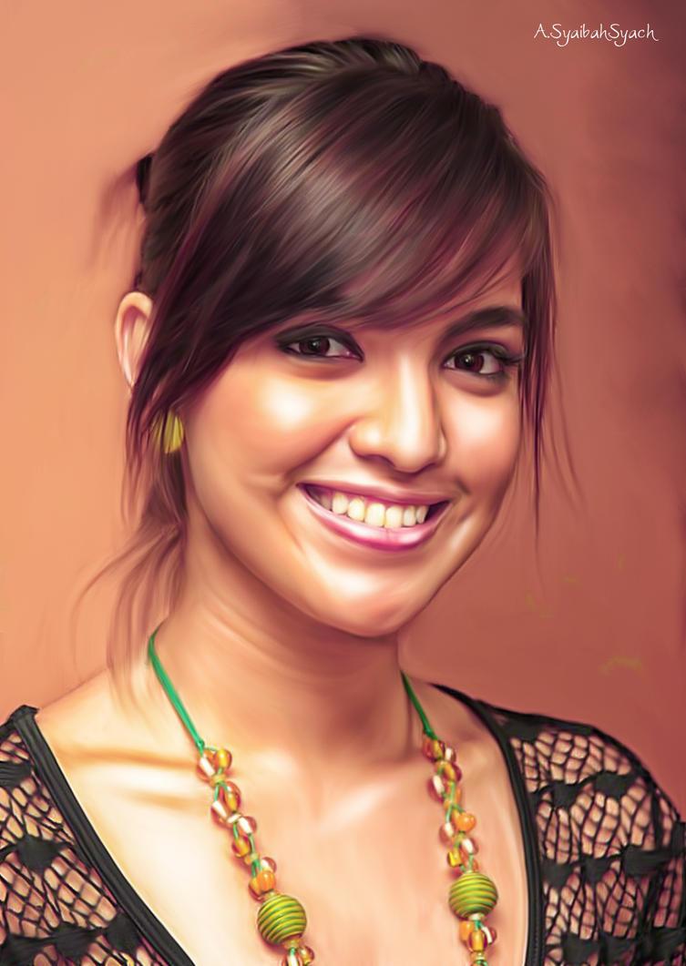 The Most Beautiful Indonesian women by GentaBiru on DeviantArt