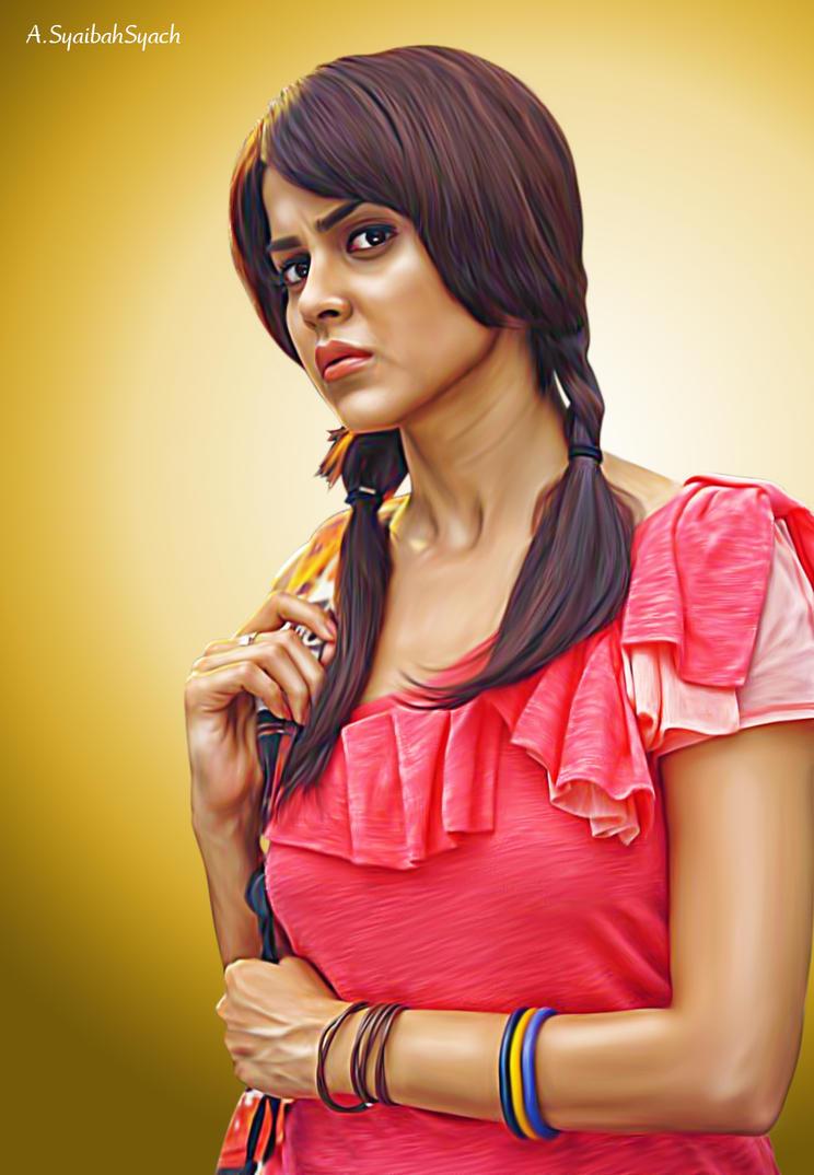 genelia-cute-bollywood-actressgentabiru on deviantart