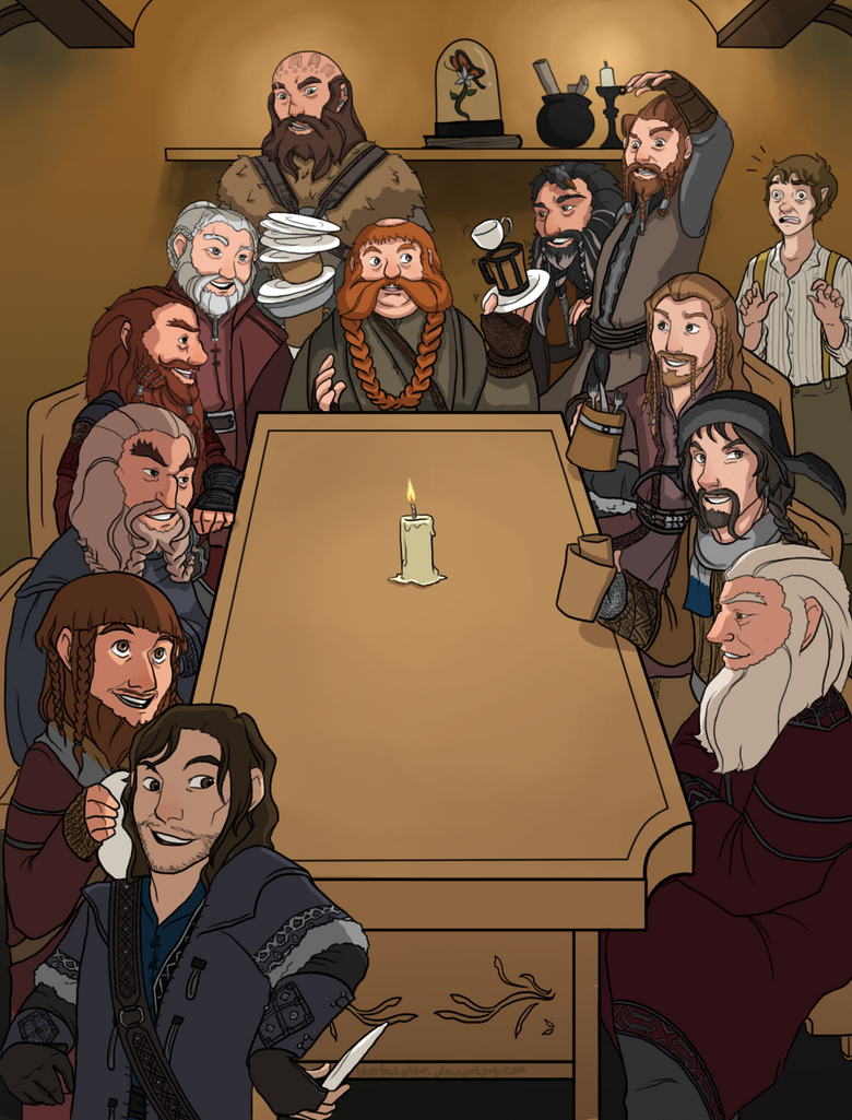 That's what Bilbo Baggins hates by blueToaster
