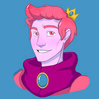 Prince Gumball by blueToaster