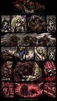 Darkest Dungeon Class Mod-Thrall Comic