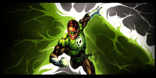 Green Lantern   Smudge by YoeriGod