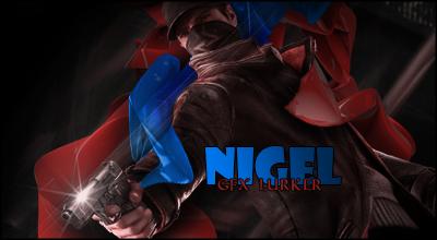 Pickup: Nigel by YoeriGod