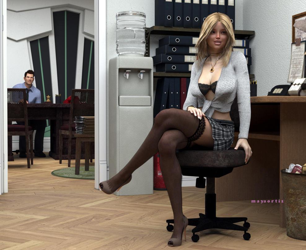 Mature Secretaries 32