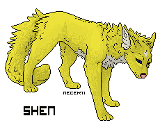 GIVEAWAY PRIZE : SHEN by CHRISwillar