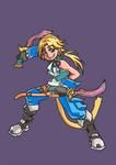 Final Fantasy IX - Zidane Tribal