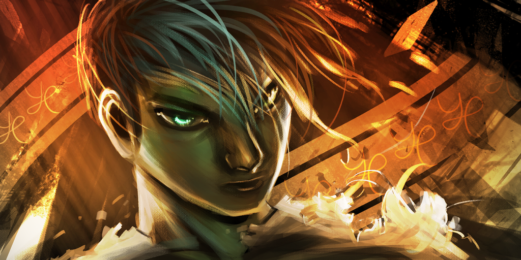 Bonfire by A-i-R-o