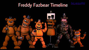 [FNAF SFM] Fazbear Timeline